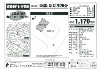 千代田5丁目(矢部駅)